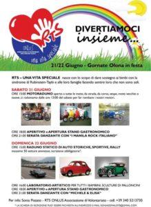 Onlus Associazione di Volontariato Rubinstein-taybi